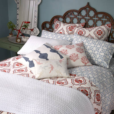 We Heart John Robshaw Bedding Especially For This Project