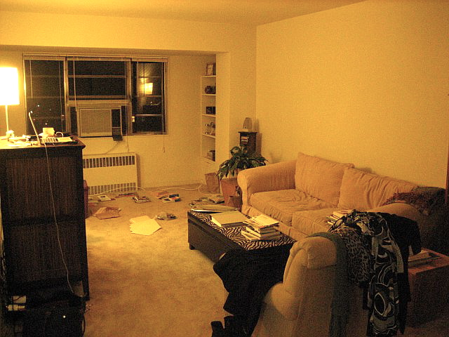 Beige apartment