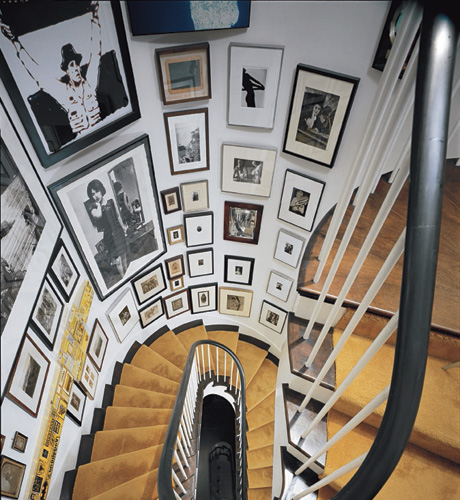 how to create the perfect art wall gallery wall bossy