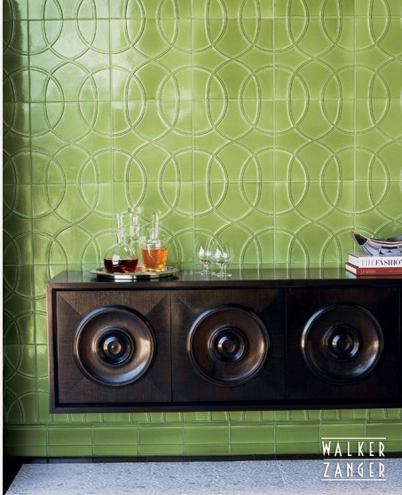 Green Walker Zanger tile