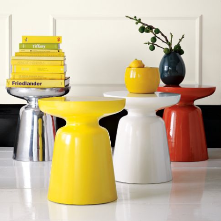 West Elm Martini Table Colors