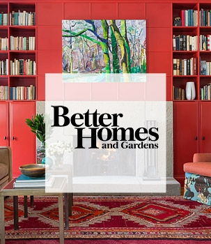 Bossy Color in Better Homes & Gardens, Dec 2016