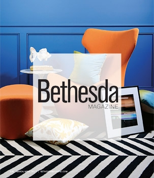 Bossy Color in the Bethesda Magazine