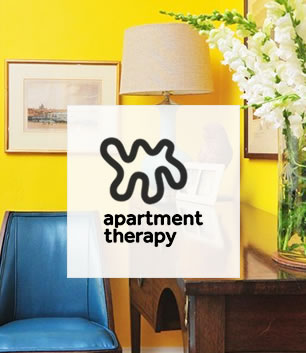 bossy color featured in apartment therapy
