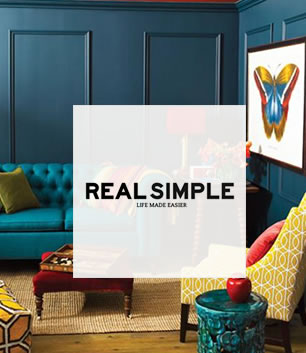 bossy color featured in Real Simple Magazine