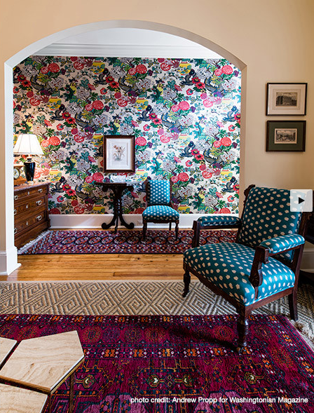 5 Things You Need To Know About Wallpaper Annie Elliott Design