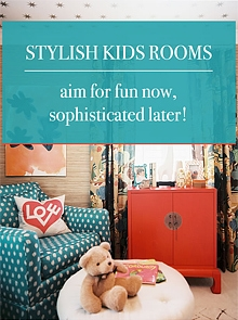 Annie Elliot Interior Design - Stylish Kids Rooms