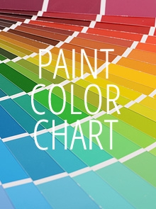 Paint Color Chart