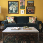 Goodbye, yellow living room. A love letter of sorts