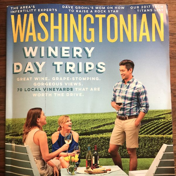 Washingtonian Magazine, May 2017