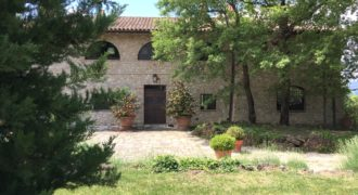 Italy Vacation: A House in Umbria